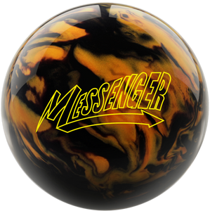 Messenger Black/Gold