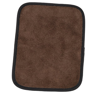 LEATHER/MICROFIBER BALL PAD