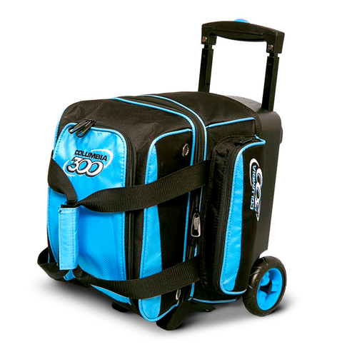 C300 Icon Single Ball Roller Sky Blue