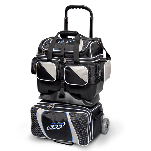 Team Columbia 4- Ball Roller bowling bag