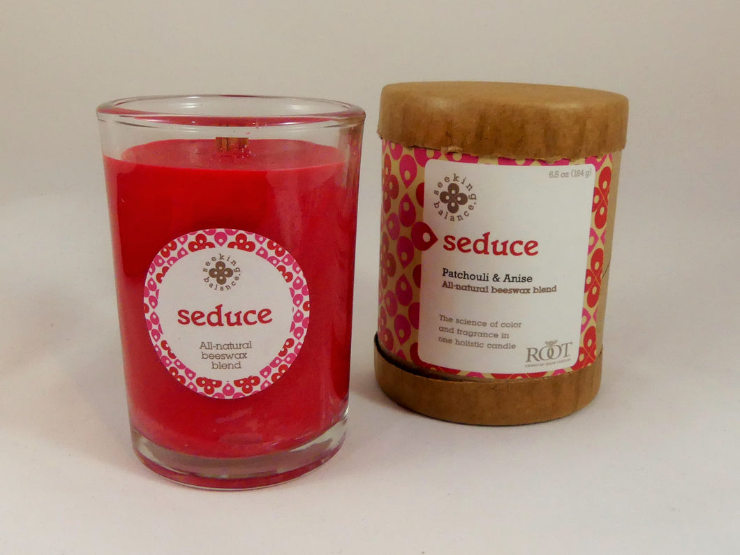 Seduce - Patchouli & Anise Candle