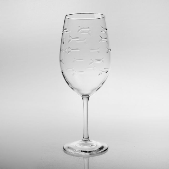 18 oz. AP Wine Glass With Stem