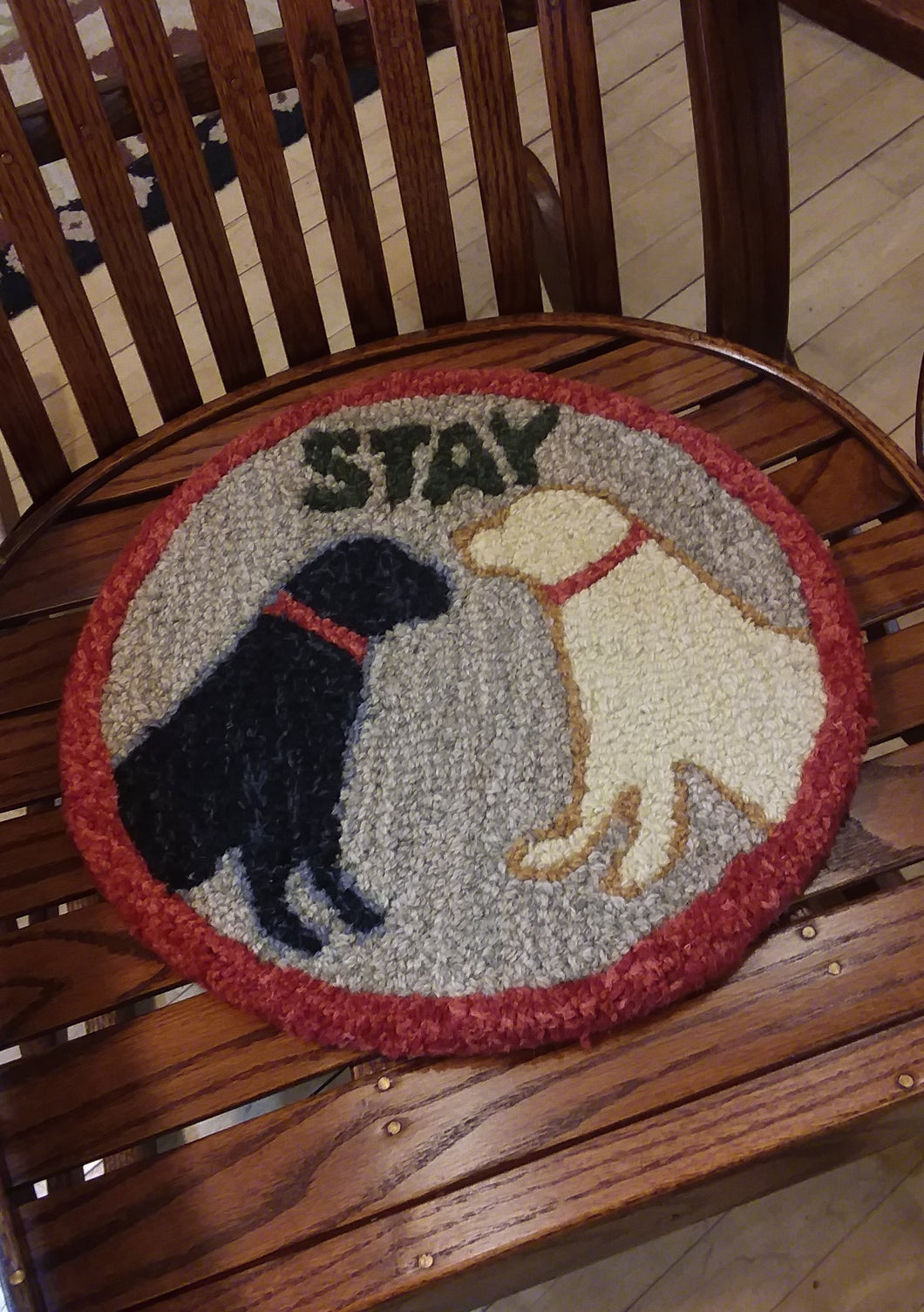 STAY Chair Pad