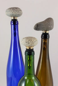 Rock Bottle Stopper