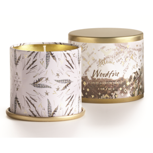 Woodfire Soy Candle
