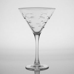 10 oz Martini Glass With Stem