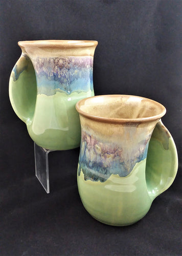 Mountain Meadows Handwarmer Mug