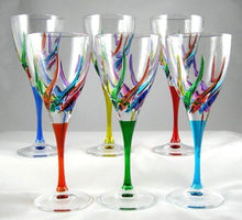 Load image into Gallery viewer, Italian Stemware - Trix