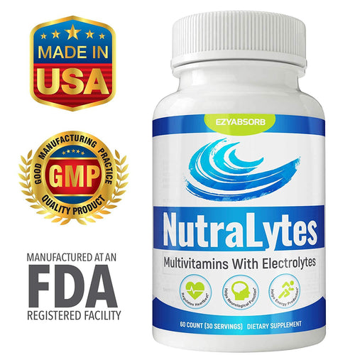 Nutralytes - Multivitamins with Electrolytes