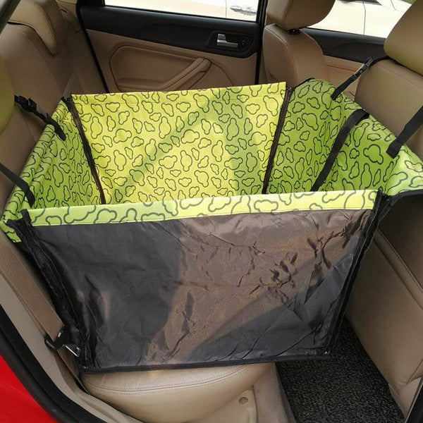 Dog Car Seat Hammock Hover To Zoom