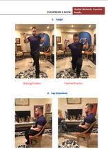 Load image into Gallery viewer, Exercise Guide & Training Manual - No GYM Needed!