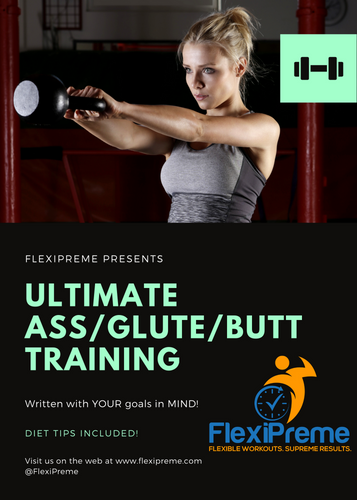 The Ultimate ASS/GLUTE Workout Routine