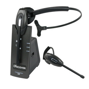 Discover D904 Wireless Office Headset System For Telephone & Computer