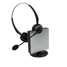 Load image into Gallery viewer, Jabra GN9125 DUO Wireless Headset (Certified Renewed)
