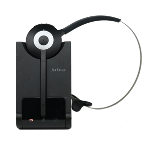 Jabra PRO 920 MONO Wireless Headset (Certified Renewed)