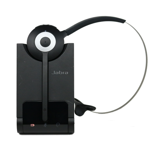 Jabra PRO 930 MONO USB Wireless Headset (Certified Renewed)