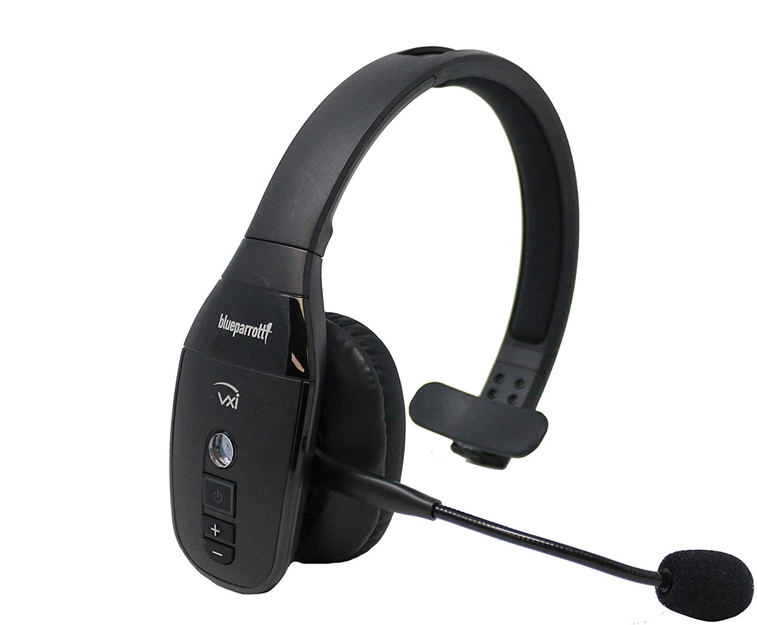 BlueParrott B450-XT Bluetooth Wireless Headset for Truckers