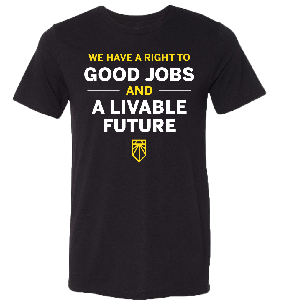 Good Jobs T Shirt