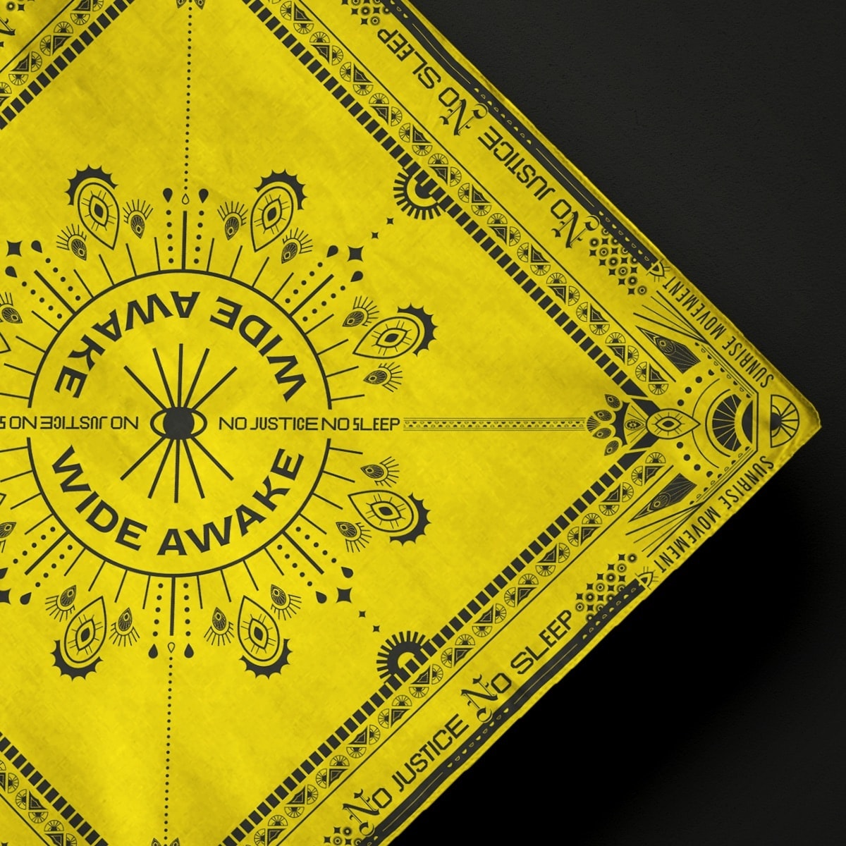 Wide Awake Bandana