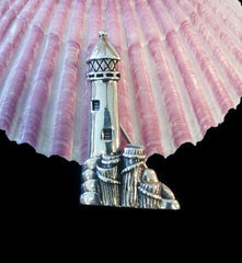 Lighthouse Pin/Pendant