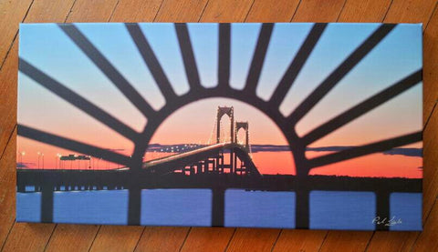 Newport Bridge Canvas