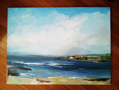 Fort Adams Painting