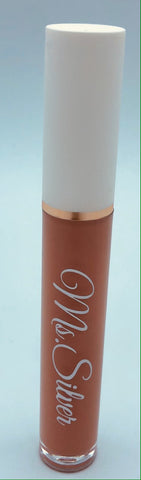 #4 Nude - Liquid Lippie