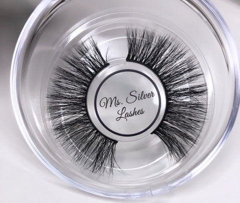MsSilver Silk Lashes - Angie