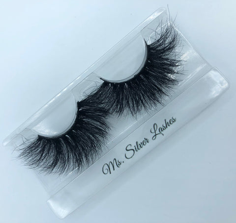 3D Full Wispy Eyelashes