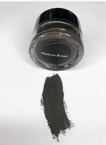 Eyebrow Gel - Medium Brown