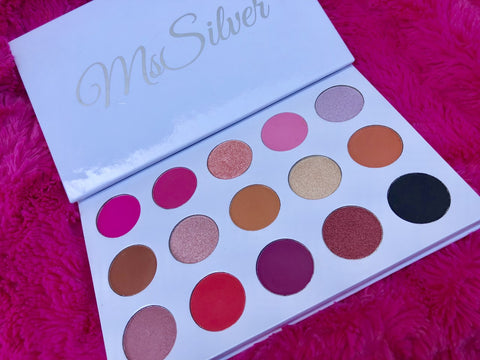 Ms.Silver Vol. 2 Palette