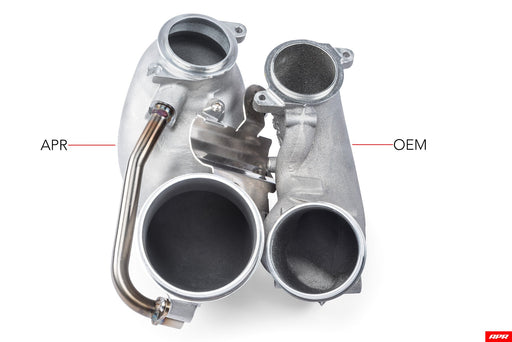 2.5 TFSI EVO Turbocharger Inlet System (RS3 TTRS) - GRDtuned