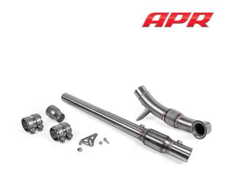 APR CAST DOWNPIPE 1.8T · 2.0T [GEN 3] FWD