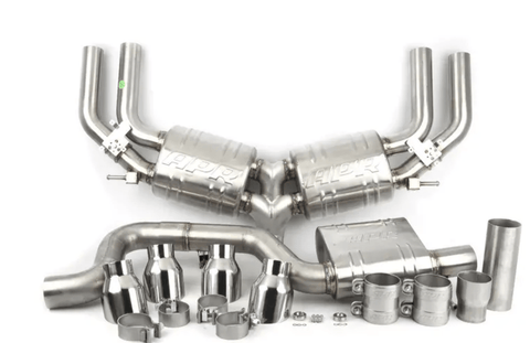 APR CATBACK EXHAUST 8V S3