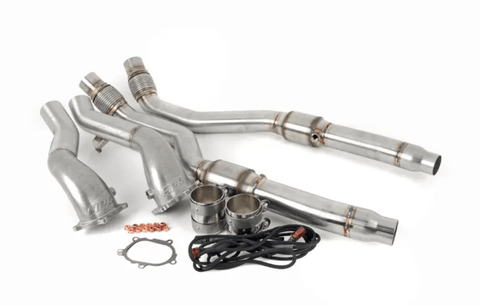 APR CAST DOWNPIPE SYSTEM 4.0 TFSI - (C7 S6/S7/RS7)