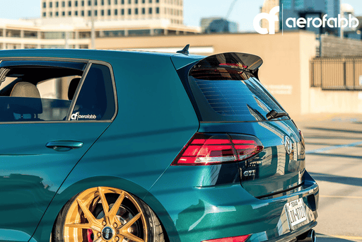 AEROFABB SPOILER EXTENSION MK7 GTI · R - GRDtuned