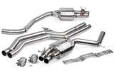 APR Catback Exhaust System - 4.0 TFSI - C7 RS6 AND RS7