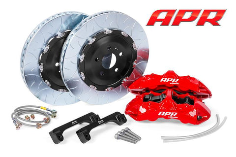 APR BY Brembo 6 Piston Big Brake Kit