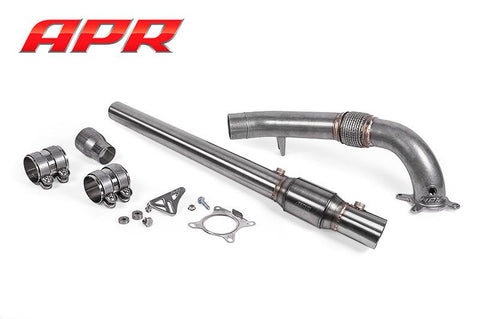 APR MK5/MK6 GTI DOWNPIPE KIT (2.0T)