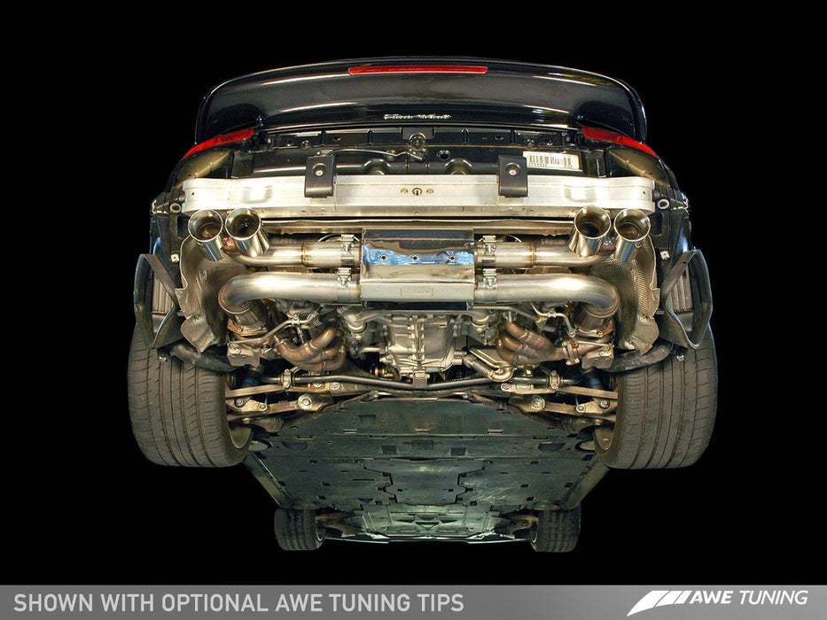AWE PERFORMANCE EXHAUST SYSTEMS FOR PORSCHE 997 TURBO - GRDtuned