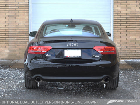 AWE TOURING EDITION EXHAUST SYSTEMS FOR AUDI B8.5 A5 2.0T - GRDtuned