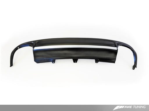 AWE QUAD OUTLET BUMPER CONVERSION KIT W/ LOWER VALANCE AND TRIM STRIP FOR B8 A4 2.0T SEDAN - S-LINE CARS - GRDtuned