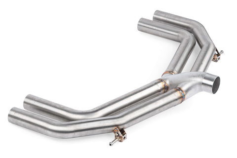 APR Axleback Exhaust System (VALVELESS) - S3 (8V) SEDAN