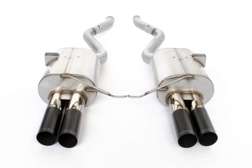 DINAN FREE FLOW AXLE-BACK EXHAUST - 2008-2011 BMW M3 - GRDtuned