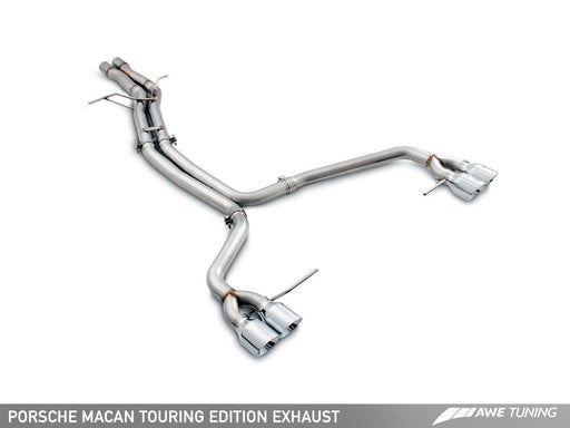 AWE EXHAUST SUITE FOR PORSCHE MACAN S / MACAN GTS - GRDtuned