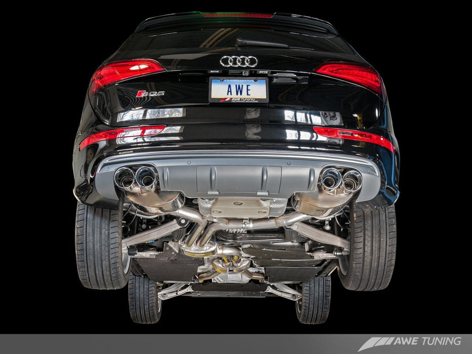 AWE TOURING EDITION EXHAUST FOR AUDI 8R SQ5 - GRDtuned