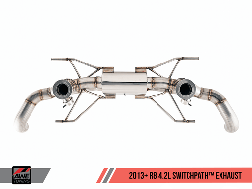AWE EXHAUST SUITE FOR AUDI R8 4.2L (2014-15) - GRDtuned