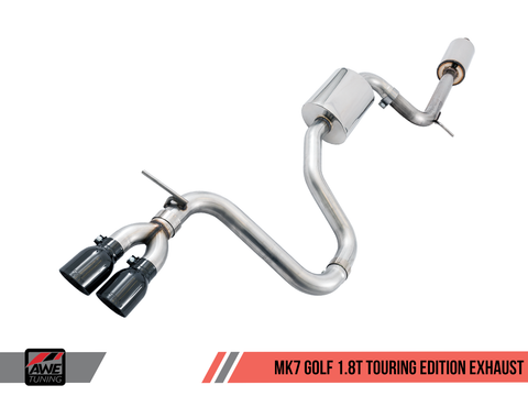 AWE Tuning Exhaust Suite For MK7 GOLF 1.8T
