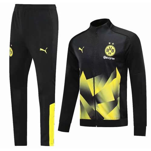 Borussia Dortmund - Type A Training Tracksuit 20/21 - Discount Soccer Jerseys
