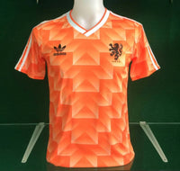 Netherlands | Home Shirt 1988 - Discount Soccer Jerseys